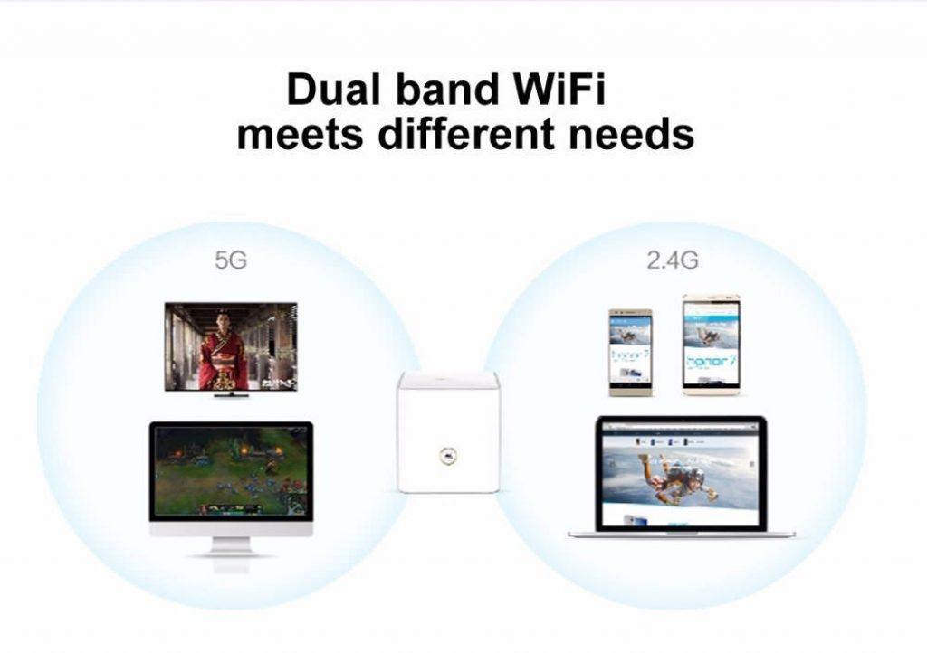 coupon, gearvita, Huawei Honor Router Pro WS851 Dual Band WiFi