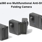 coupon, gearbest, Insta360 evo Multifunctional Anti-Shake Folding Camera
