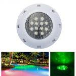 coupon, gearbest, JIAWEN 12W IP68 Waterproof RGB LED Underwater Swimming Pool