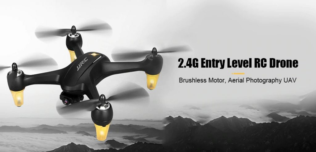 kupon, gearbest, JJRC X3P RC drone 1080P Camera GPS Brushless UAV