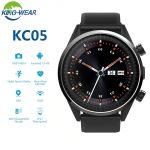 phiếu giảm giá, banggood, đồng hồ thông minh KINGWEAR KC05