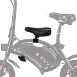 kupon, gearbest, Mga Upuan ng Upuan ng Bata Magtakda ng Foot Pedals para sa F - wheel DYU Electric Bike