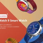 kupón, banggood, Lenovo hodinky 9 Smart Watch Sapphire Glass 5ATM Sleep Monitor Vzdálená kamera Constellation Edition