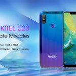 κουπόνι, gearbest, OUKITEL U23 4G Phablet