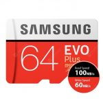 coupon, gearbest, Samsung 64G 128G Class 10 UHS - 3 TF Memory Card