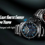 coupon, gearbest, TwentySeventeen Light Kinetic Energy Watch from Xiaomi Youpin