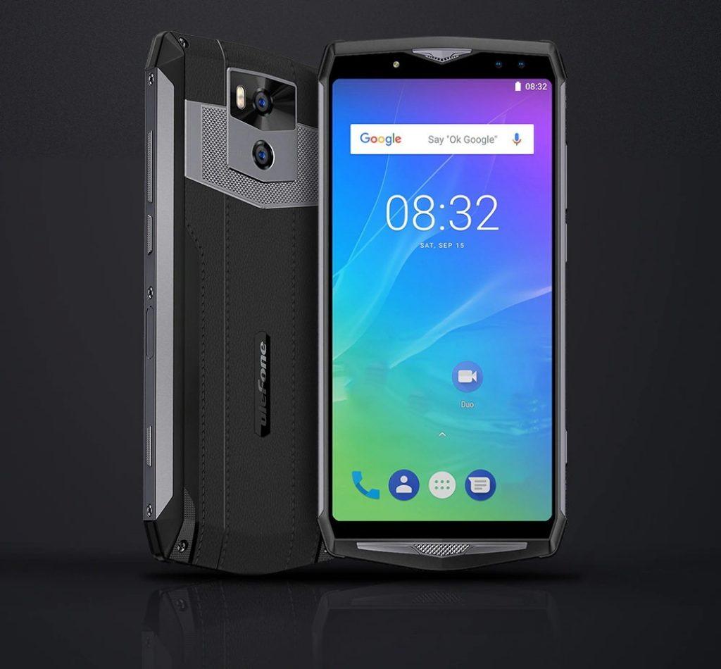 coupon, gearvita, Ulefone Power 5S 4G Smartphone