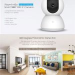 coupon, banggood, XIAOMI MIJIA 360 Degree 1080P Night Vision IR Camera Motion Detection Two Way Audio Pan Tilt IP Camera