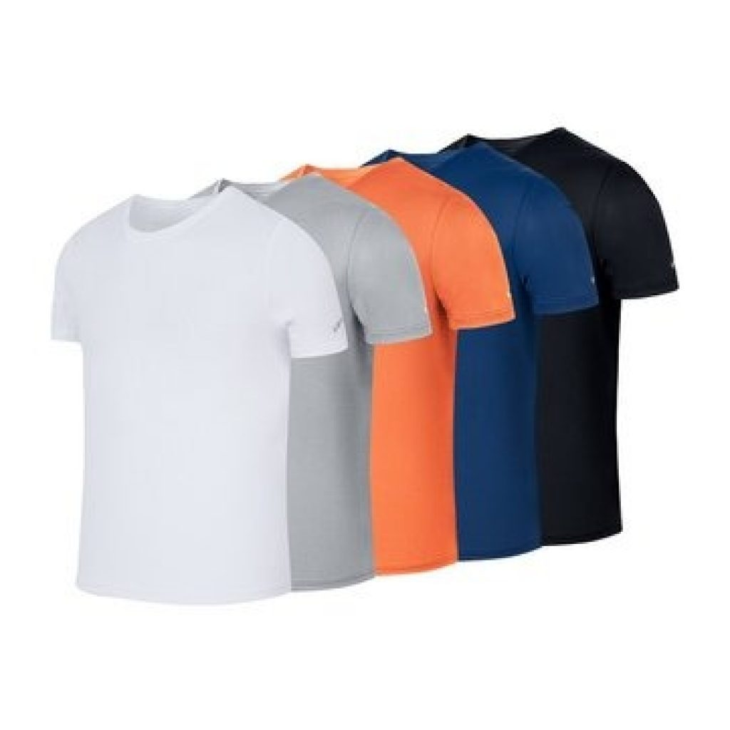 coupon, banggood,XIAOMI ZENPH Mens Quick Dry Breathable Short Sleeved Sports Comfortable Finess Sport T-shirts