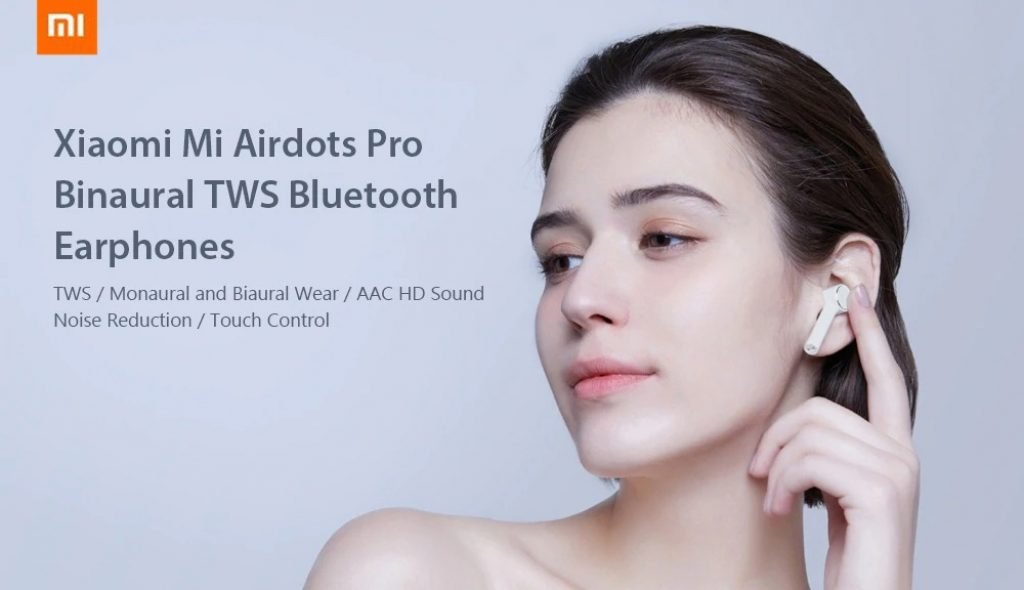 coupon, gearvita, Xiaomi Mi Airdots Pro TWS Bluetooth Wireless Earphones