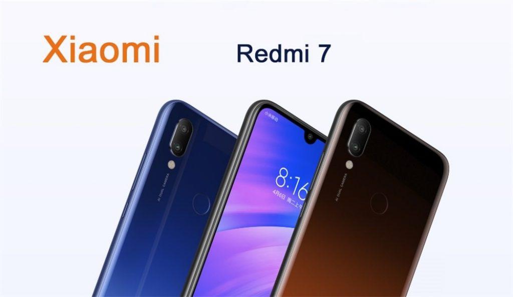 banggood, kupon, gearvita, Xiaomi Redmi 7 4G Smartphone