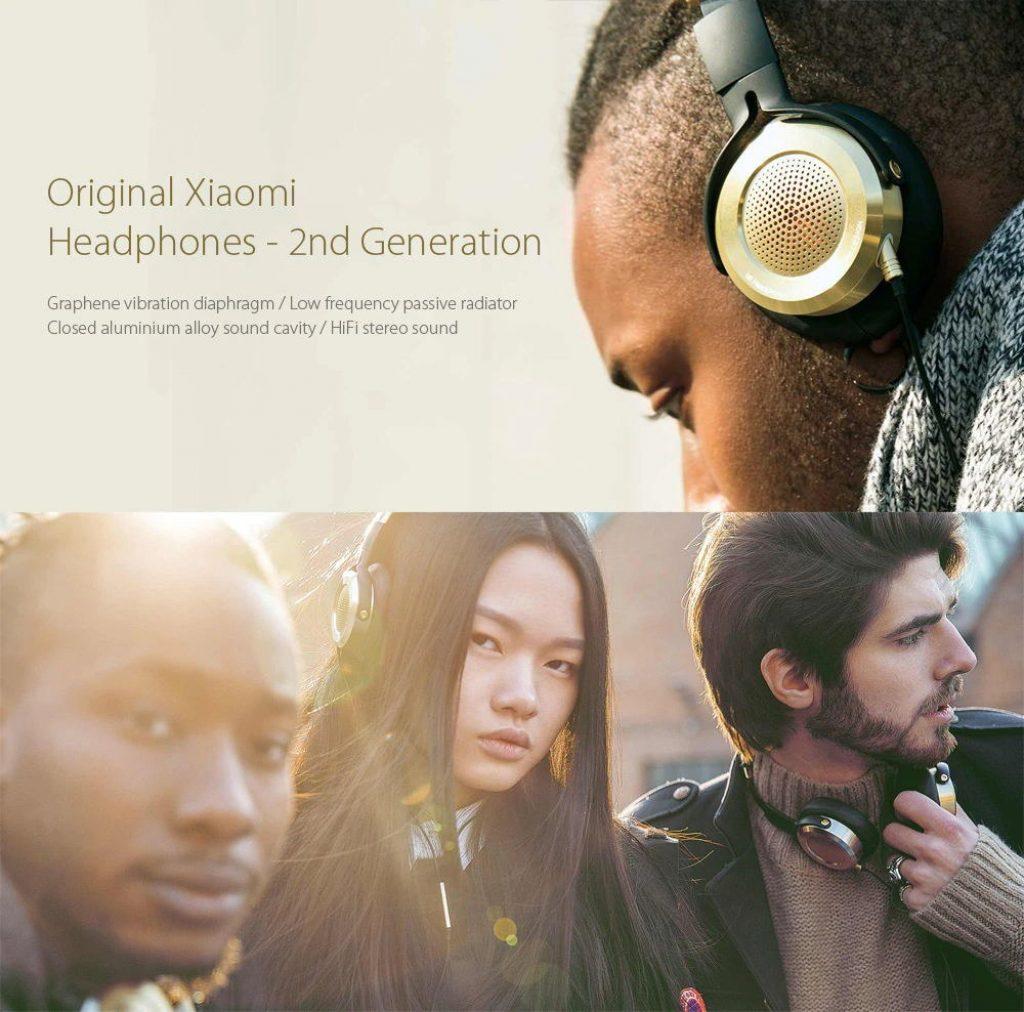 coupon, gearvita, Xiaomi TDSEJ02JY Headphones 2nd Generation