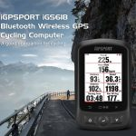 coupon, gearbest, iGPSPORT iGS618 Bluetooth Wireless GPS Cycling Computer