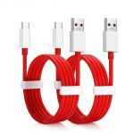 coupon, gearbest, 2pcs 4A Fast Charging Data Transfer Cable for Oneplus