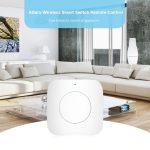 kupon, gearbest, AQara WXKG12LM Trådløs Smart Switch Intelligent App Fjernbetjening Dørklokke