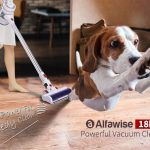 coupon, gearbest, Alfawise AR182BLDC 18kPa Powerful Cordless Stick Vacuum Cleaner