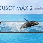 kupón, převodovka, CUBOT MAX 2 4G Phablet smartphone