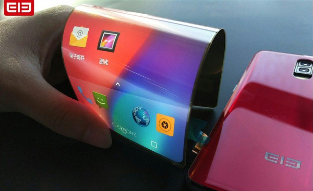 coupon, banggood, Elephone U Pro 5.99 Inch AMOLED Flexible Display smartphone