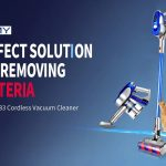 coupon, gearbest, JIMMY JV83 Wireless Vacuum Cleaner