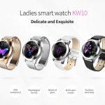 coupon, gearbest, KingWear KW10 Smart Watch