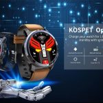 banggood, coupon, gearvita, Kospet Optimus 4G Smartwatch
