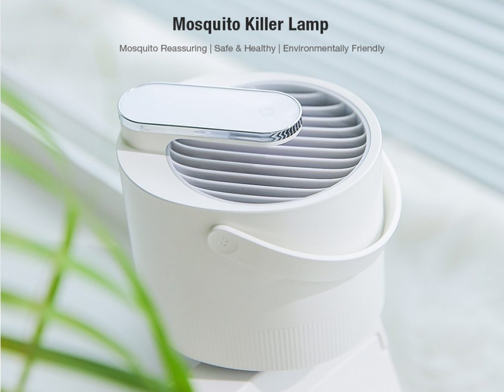 coupon, gearbest, Mosquito Repellent Photocatalyst Insect Killer Lamp