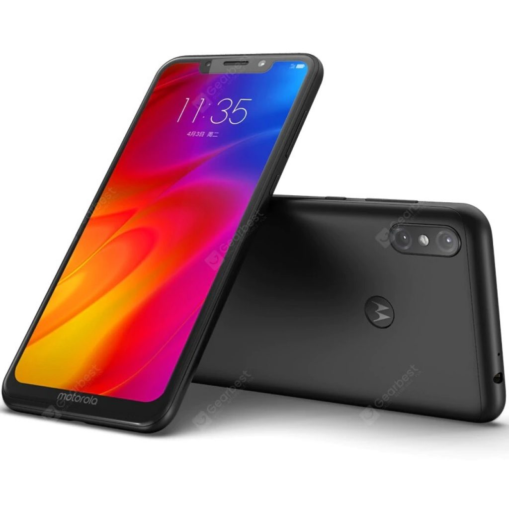 coupon, gearbest, Motorola P30 Note 4G Phablet Global Version