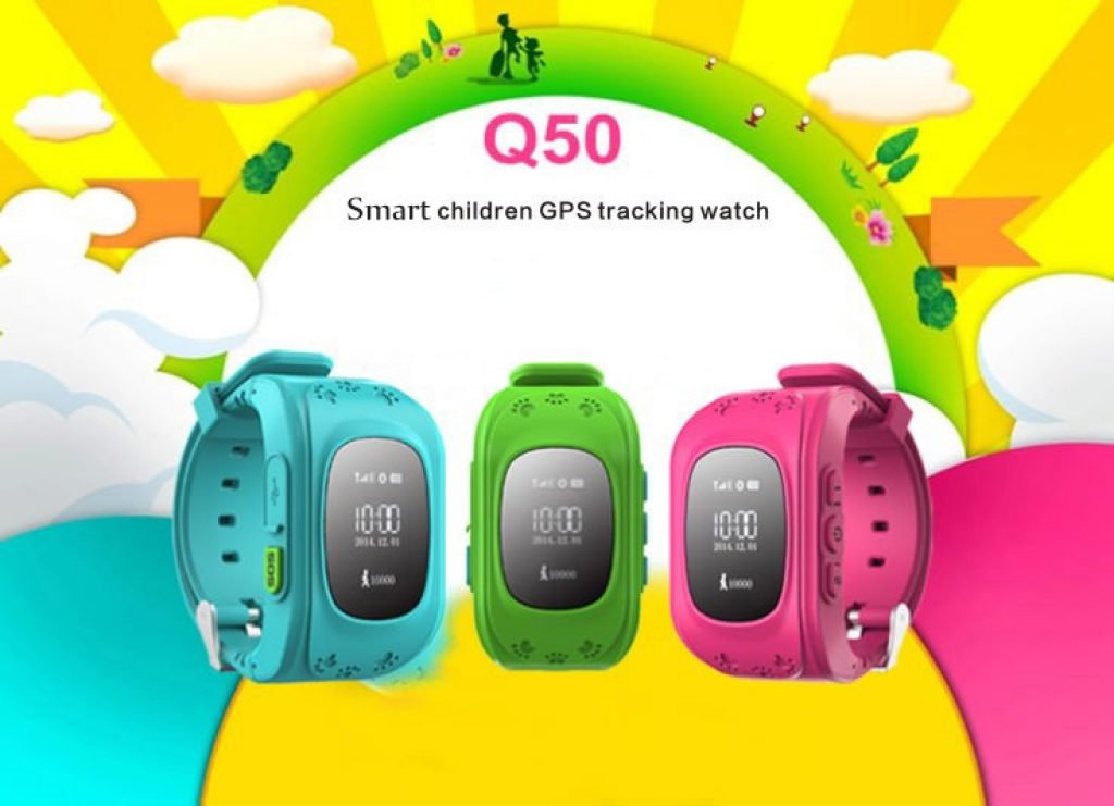 coupon, gearvita, Q50 Kids GPS Smartwatch