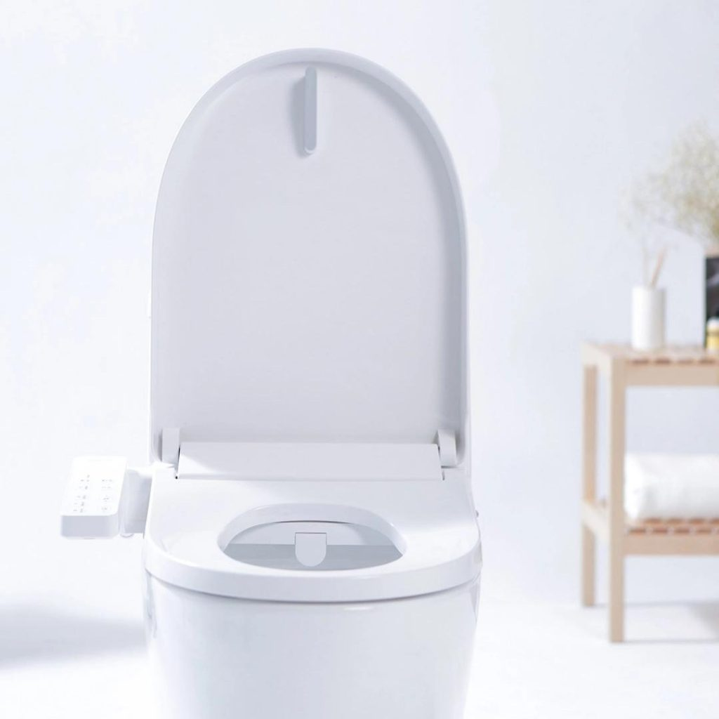coupon, banggood, SMARTMI Multifunctional Smart Toilet Seat LED Night Light 4-grade Adjustable Water Temp Electronic Bidet From Xiaomi Youpin
