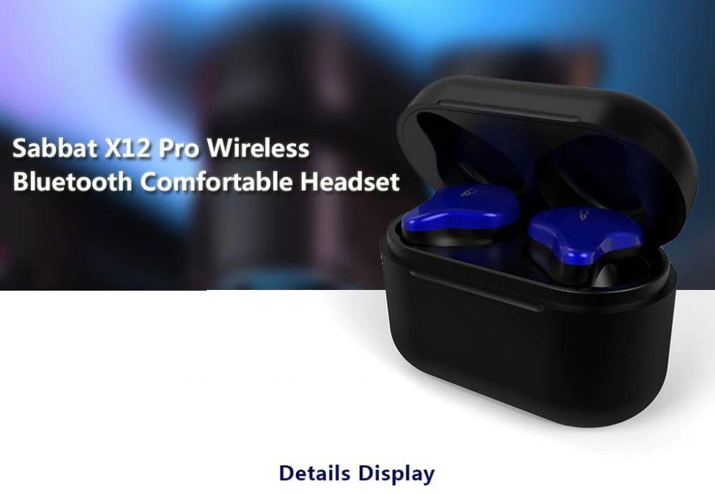 coupon, gearvita, Sabbat X12 Pro Wireless Bluetooth Earphones