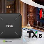 coupon, gearbest, Tanix TX6 Mini TV Box