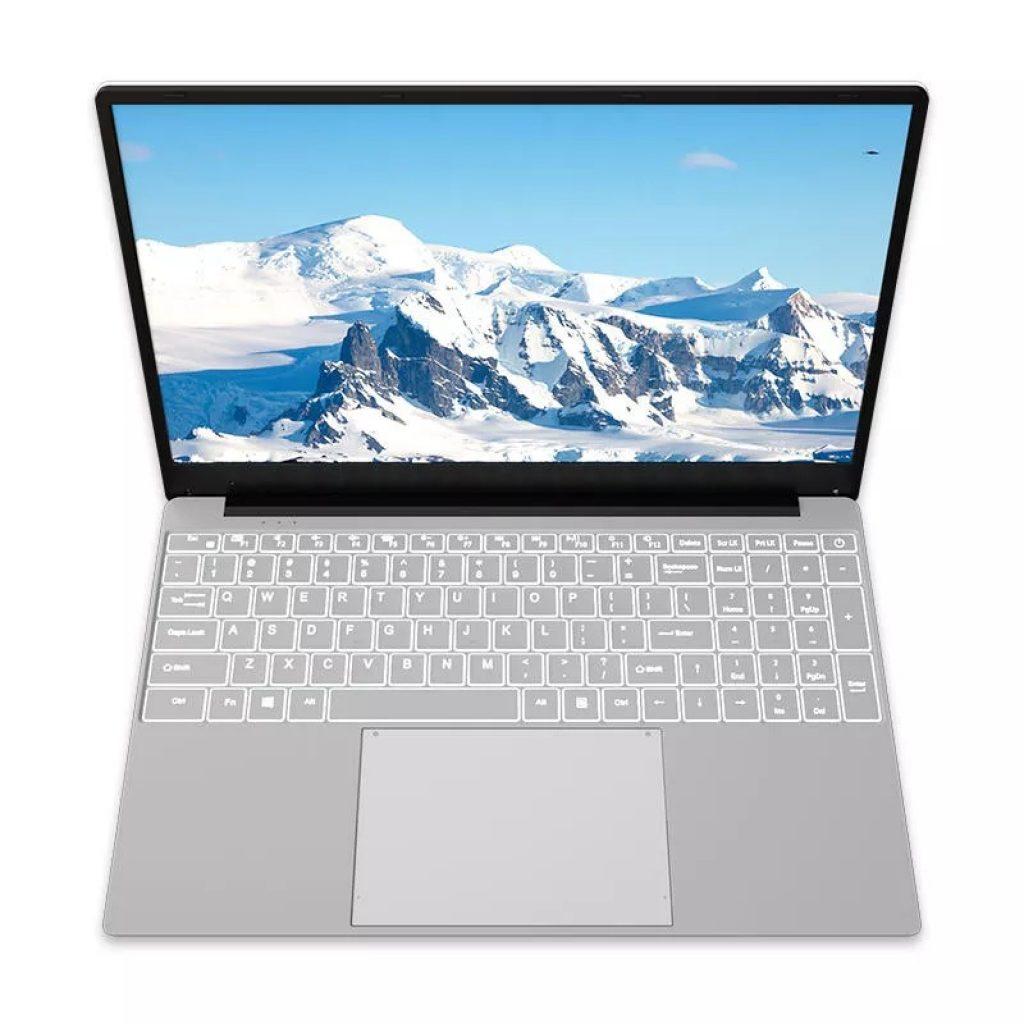Tbook X9 Laptop 15.6 calowy IPS Wyświetlacz i3 5005u 8G LPDDR4 256G SSD Intel HD Graphics 5500 - Srebrny, KUPON, BANGGOOD