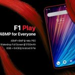 coupon, gearbest, UMIDIGI F1 Play Android 9.0 4G Phablet