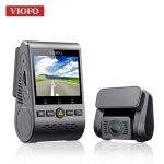 coupon, banggood, Viofo A129 Duo Dual Channel 5GHz Wi-Fi Full HD Car Dash Dual Camera DVR with GPS