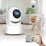 WIFI Camera 1080P Wireless IP Camera Baby Monitors Night Vision With Move Detection Tracking Voice Alarm, COUPON, BANGGOOD