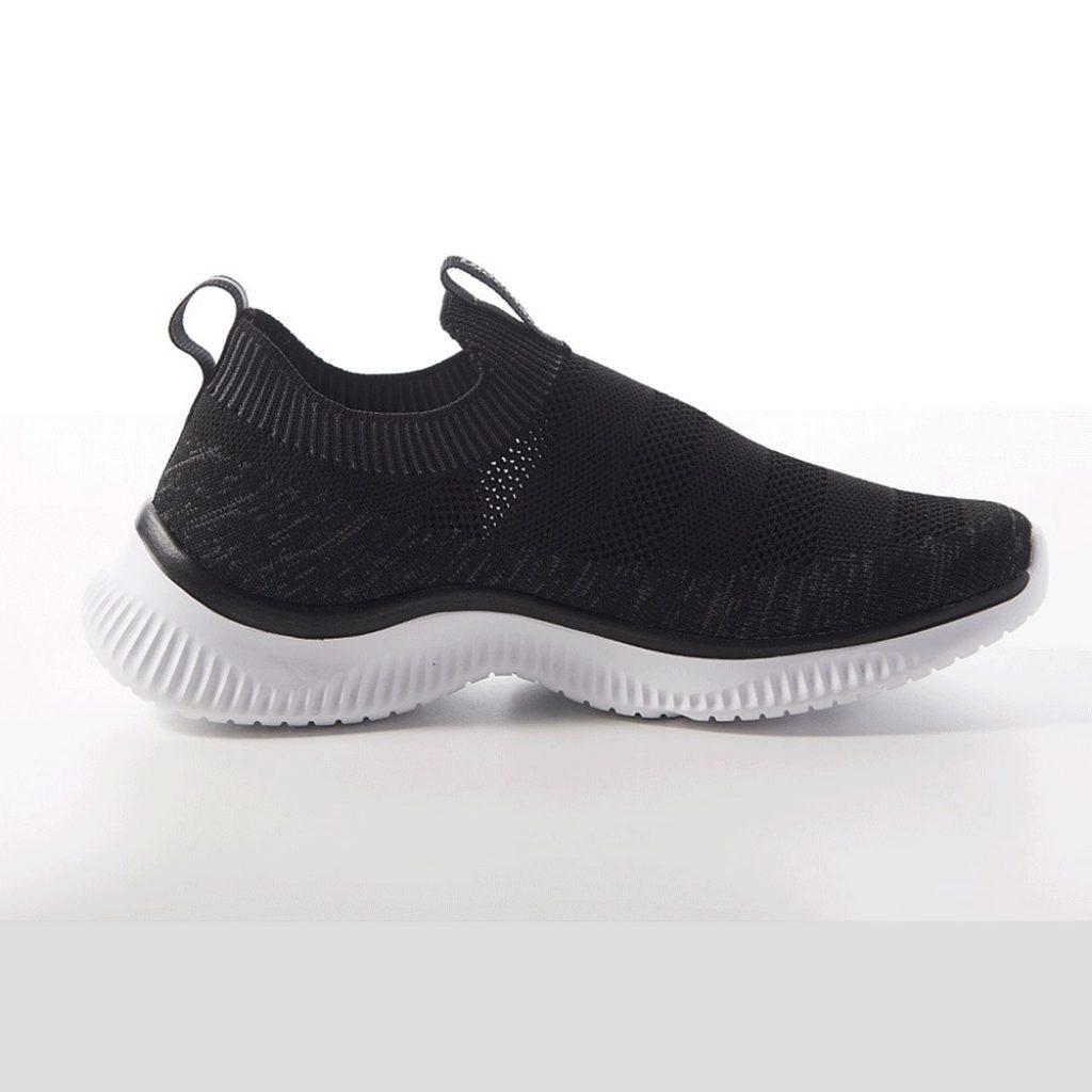 XIAOMI Uleemark 2.0 Walking Sneakers Sports Running Shoes Anti-skid Buffer Breathable Soft Casual Shoes - Black, COUPON, BANGGOOD