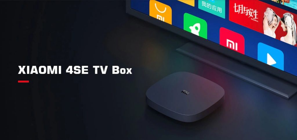 Xiaomi 4SE TV Box, coupon, gearbest