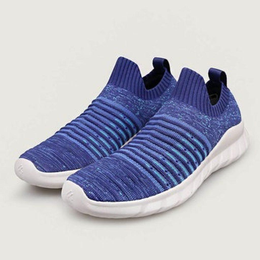 coupon, banggood, Xiaomi FREETIE Fabric Men Sneakers Anti-bending EVA Shock Absorption Sports Running Shoes Ultralight Breathable Walking Shoes
