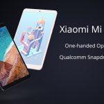 kupón, převodovka, Xiaomi Mi Pad 4 tablet