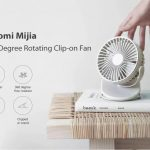 coupon, gearbest, Xiaomi Mijia 360 Degree Rotating Fan