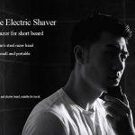 coupon, gearvita, rasoir électrique portable USB rechargeable rechargeable Xiaomi Mijia