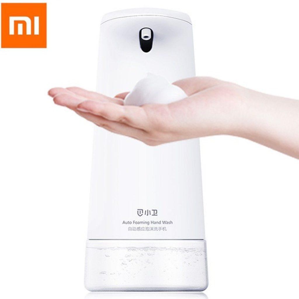 coupon, banggood, Xiaomi Xiaowei Intelligent Auto Soap Dispenser Foaming Hand Washing Machine