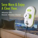 coupon, gearbest, Alfawise S70 Automatic Outdoor Vacuum Window Cleaner