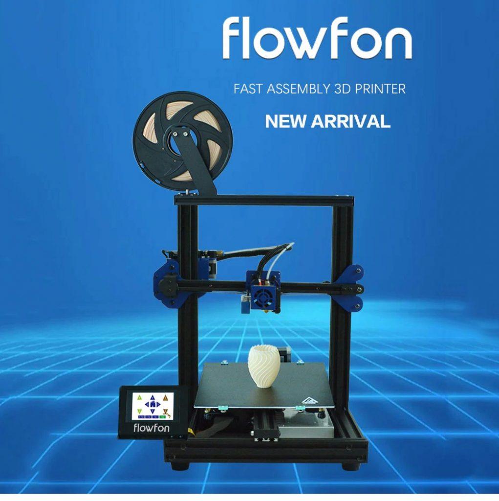 coupon, gearbest, Flowfon P20 3d printer