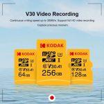 phiếu giảm giá, gearvita, Kodak U3 A1 V30 Micro SD