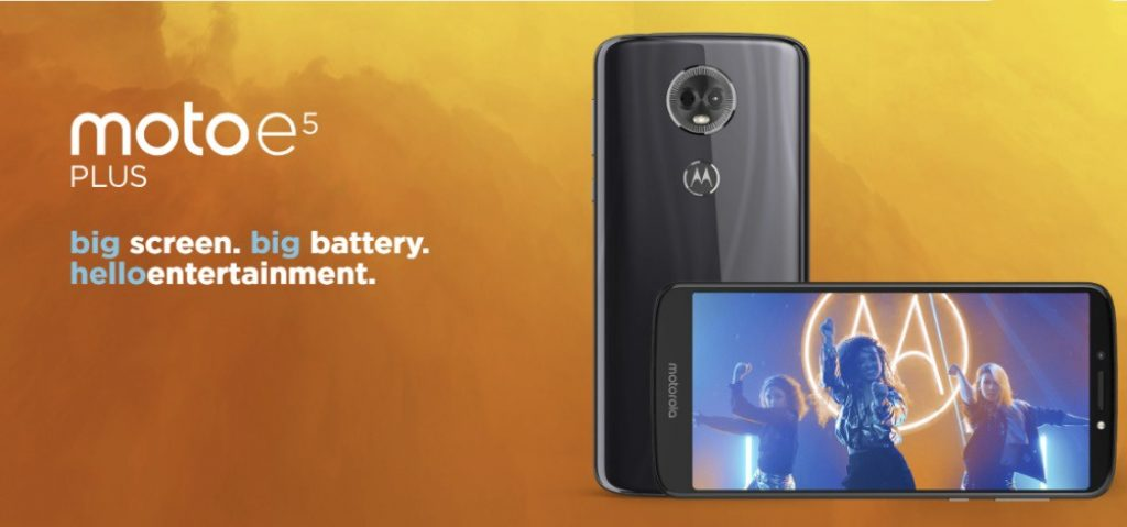 coupon, gearvita, smartphone Lenovo Moto E5 Plus 4G