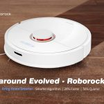 banggood, kupon, gearbest, RoboRock S6 LDS Skeniranje SLAM algoritam Robot Usisavač
