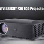 kupon, gearbest, VIVIBRIGHT F30 LCD Projector