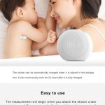 coupon, banggood, XIAOMI Fanmi Mini Portable Wireless Thermometer LED Display Smart Temperature Sticker Sensor