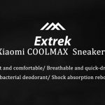 kupon, gearvita, Sepatu Sneaker Xiaomi EXTREK COOLMAX Flyknit